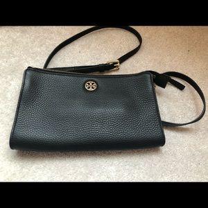 Tory Burch black clutch/purse
